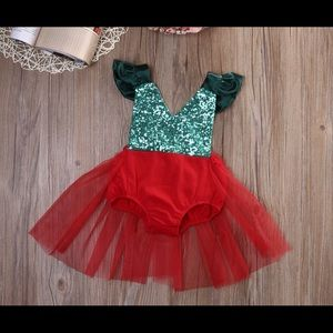 Other - Mermaid baby girl outfit